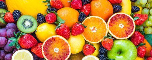 כל מיני פירות