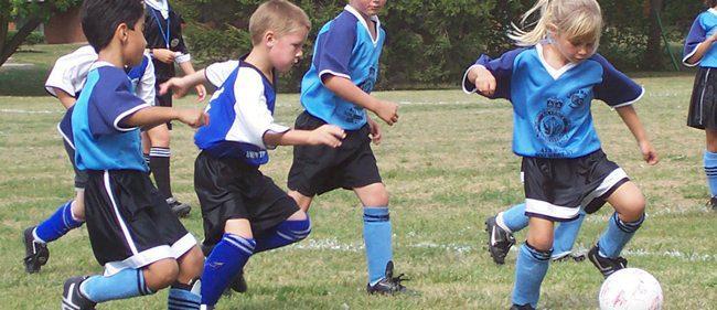 ילדים במסגרת תחרותית