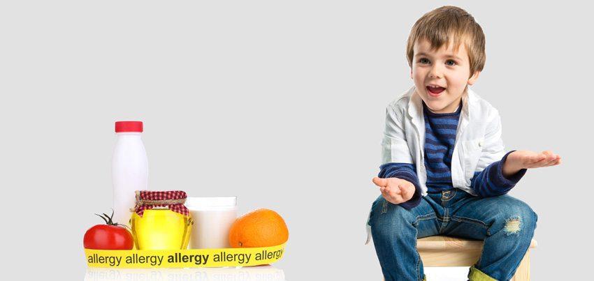 סוגי אלרגיה אצל ילדים