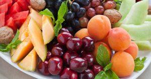 פירות קיץ - אנטי אוקסידנטים