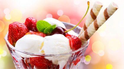 יש לי גלידה הכי טובה