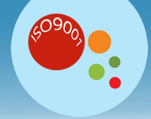אייקון ISO9001 - לאנץ טיים | תקנים