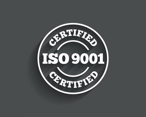 חותמת ISO 9001