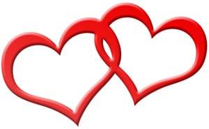 לבבות אדומים